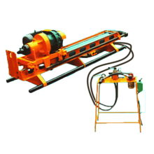 Borehole drilling machine MGQ--30 coal mineral