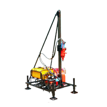 Subsurface drilling machine,30 meters shallow hole drilling rig WPY-30